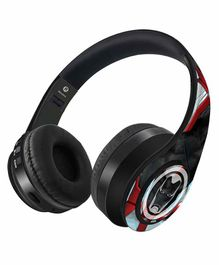 Marvel Iron Man Endgame Decibel Wireless On Ear Headphones - Multicolour