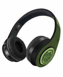 Macmerise Hulk Decibel Wireless Headphones - Green