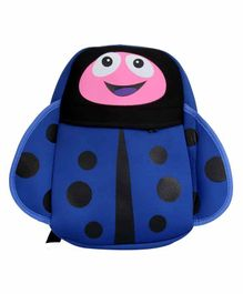 EZ Life Bag Ladybug Print Blue - 13.38 Inches