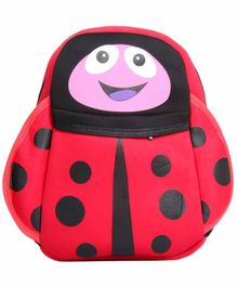 EZ Life Bag Ladybug Print Red - 13.38 Inches