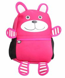 EZ Life Bag Happy Bear Print Pink - 16 Inches