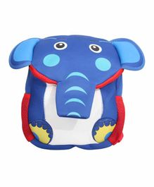 EZ Life Bag 3D Elephant Trunk & Print Blue - 12 Inches
