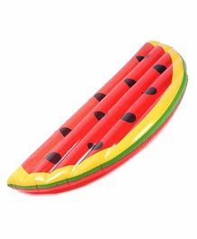 EZ Life Inflatable Watermelon Float Bed - Red