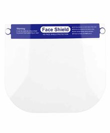 MCP Face Shield Mask - Blue