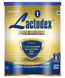 Lactodex Premium Infant Milk Substitute - 400 gm