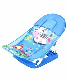 R for Rabbit Fun Time Baby Bather - Blue