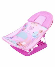 R for Rabbit Fun Time Baby Bather - Pink