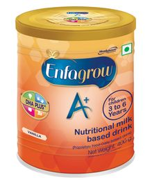 Enfagrow A+ Stage 4 Nutritional Milk Powder Vanilla - 400 grams