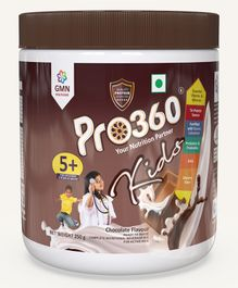 Pro360 Kids Protein Powder Chocolate Flavour -  250 gm