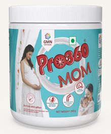 Pro360 Mom Protein Powder Dry Fruits with Saffron Flavour - 250 gm