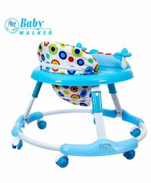 Dash Stylish Baby Walker with Music - Blue