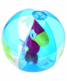 NHR Designer Inflatable Ball - Blue