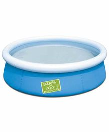 Bestway Inflatable Kids Swimming Pool - Blue