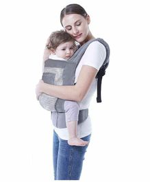 Little Pumpkin Classic Ergo Baby Carrier - Grey