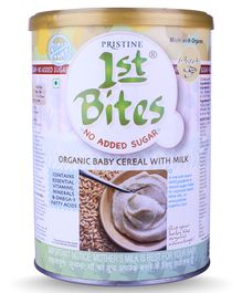 Pristine 1st Bites Wheat No Added Sugar - 400 gm