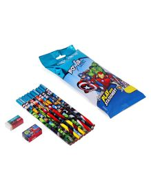 Apsara Marvel Avengers Combo Pack - Multicolor