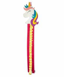 Li'll Pumpkins Unicorn Hairband & Accessory Organizer - Pink