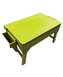 Kidoz Multi Purpose Study Table - Green
