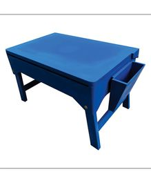 Kidoz Multi Purpose Study Table - Blue