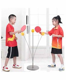 Skylofts Trainer Table Tennis Set - Multicolor