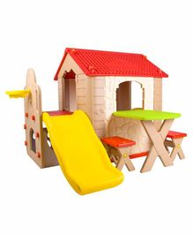 Babycenter India Kids Playhouse - Multicolor
