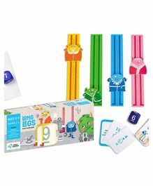 Chalk and Chuckles Long Legs Board Game - Multicolor