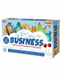 Ankit Toys Business Board Game - Multicolor