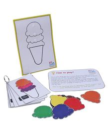 My House Teacher Activity Set - Multicolor