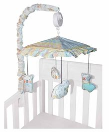 Abracadabra Musical Cot Mobile Sleepy Friends - Multicolor