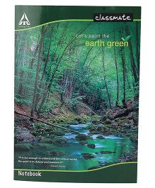 Classmate Single Ruled Long Notebook - 400 Pages