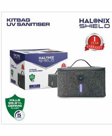 Halonix Shield Kit Bag UV Sanitiser 6 Liters - Grey