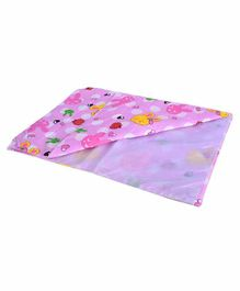 Mom's Home Diaper Changing Mats Set of 4 - Pink