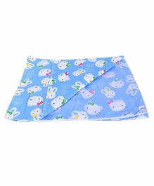 Mom's Home Diaper Changing Mats Set of 4 - Blue