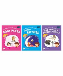 Book Ford Publications My First Library Books Combo Pack of 3 - English