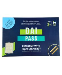 HD Kids Dai Pass Board Game - Multicolor