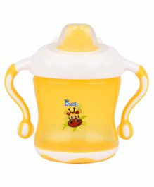 Duck Non Spill Sipper Cup with Twin Handle Yellow - 250 ml