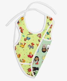 Superbottoms Bib with Crumb Catcher - Yellow