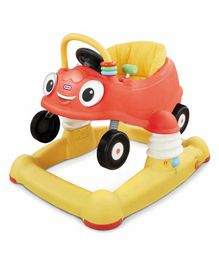 Little Tikes Cozy Coupe 3 in One Mobile Entertainer Walker - Multicolour