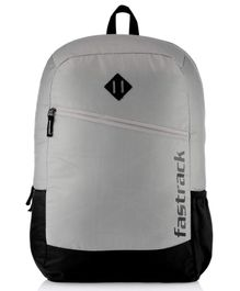 Fastrack School Bag Grey - 18 Inches