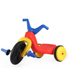 Ok Play Falcon Tricycle - Red Orange