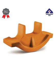 OK Play Rocker with Two Handles - Orange