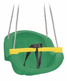 OK Play Swing with Safety Bar - Green