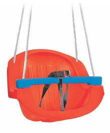 OK Play Swing with Safety Bar - Red