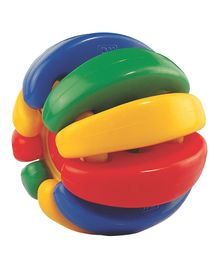 Ok Play Wonder Ball Rattle - Multicolor