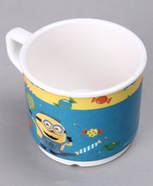 Minions Cup with Handle Blue - 200 ml