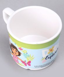 Dora The Explorer Cup with Handle Multicolor - 200 ml