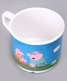 Peppa Pig Cup with Handle Blue - 200 ml