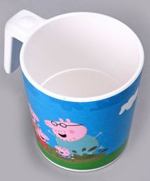 Peppa Pig Kids Mug Large - Blue