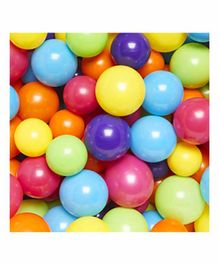 Untumble Party Balloons Multicolor - Pack of 40