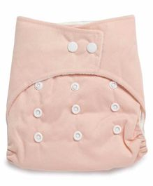 Kicks & Crawl Reusable Cloth Diaper - Peach